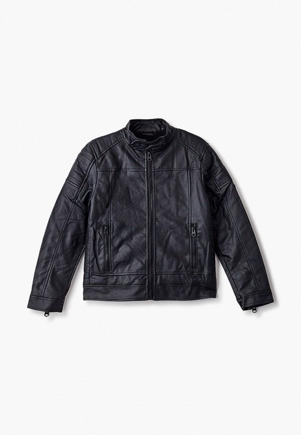 куртка losan для мальчика, черная