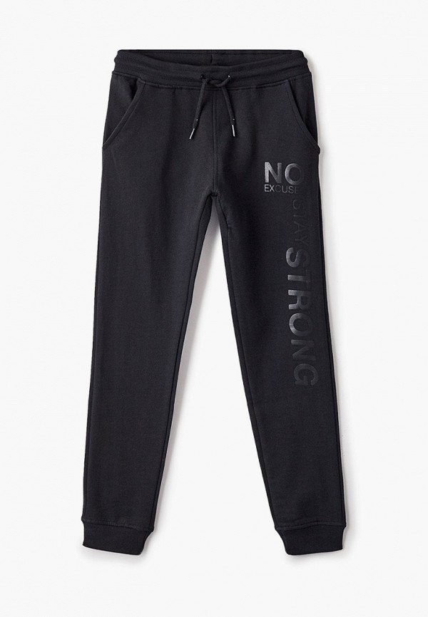 спортивные брюки losan для мальчика, черные