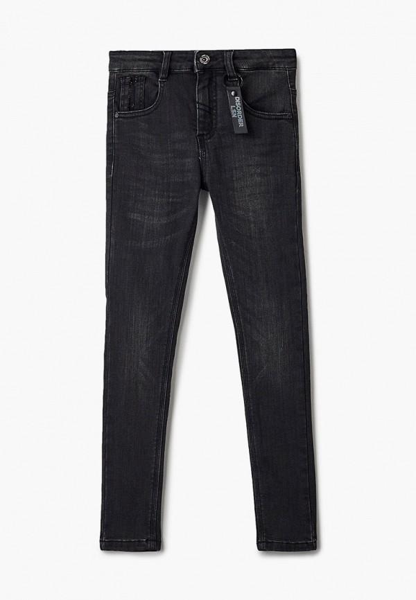 джинсы losan для мальчика, серые