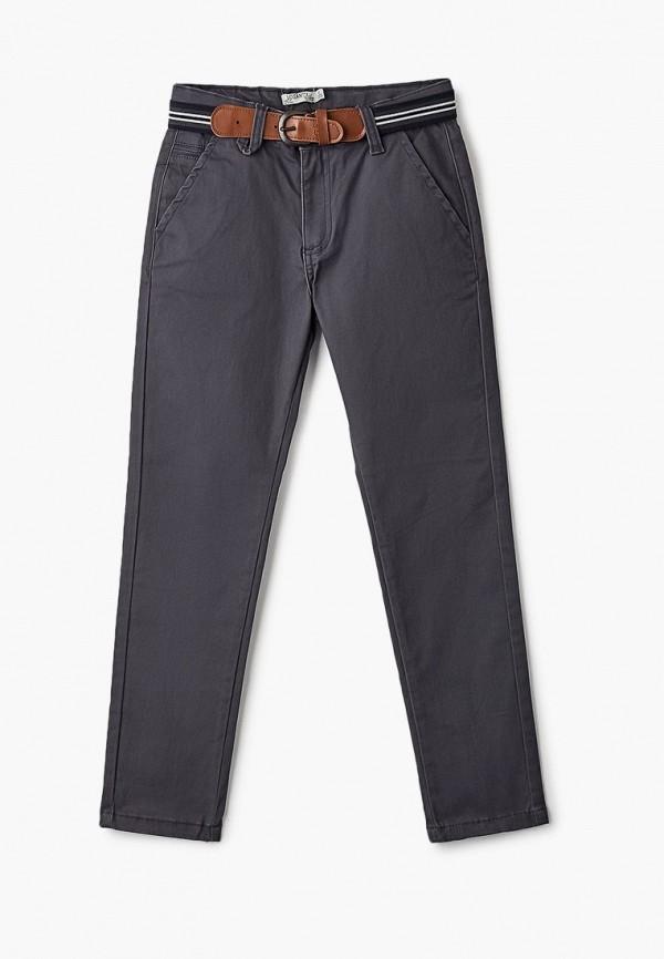брюки losan для мальчика, серые