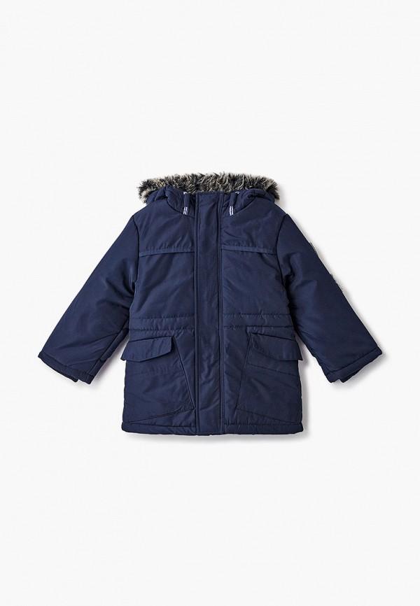 куртка losan для мальчика, синяя
