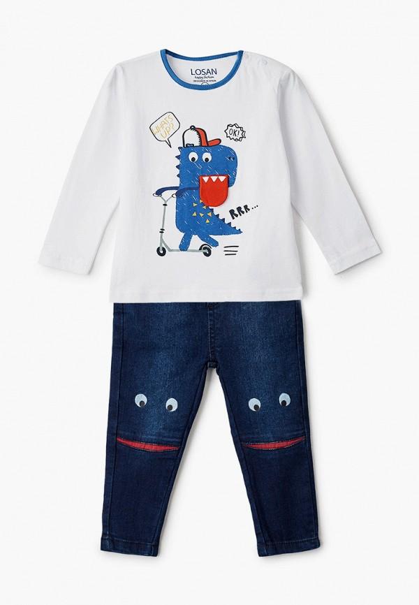 джинсы losan для мальчика, разноцветные