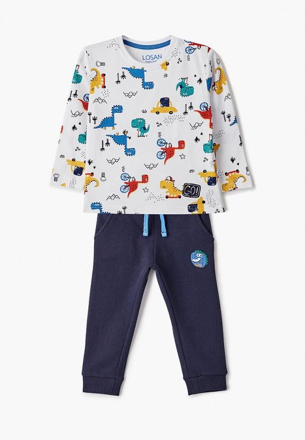 брюки losan для мальчика, разноцветные