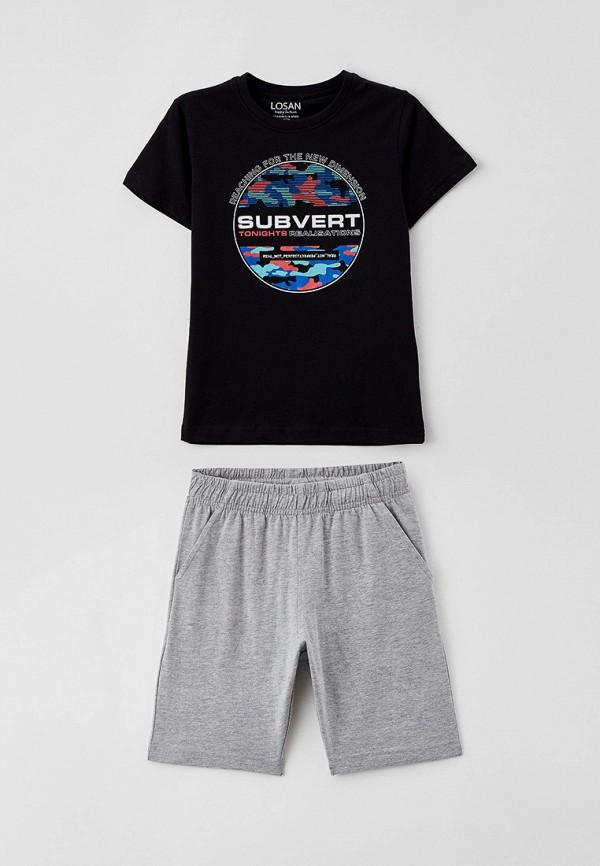 спортивный костюм losan для мальчика, разноцветный