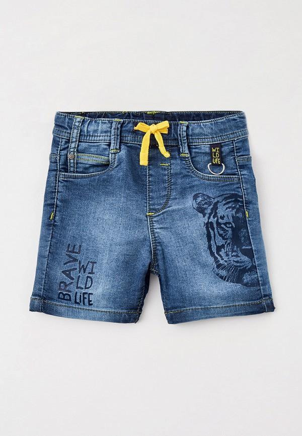 шорты losan для мальчика, синие