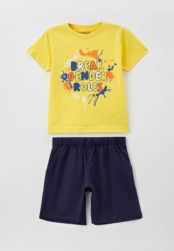 костюм losan для мальчика, разноцветный