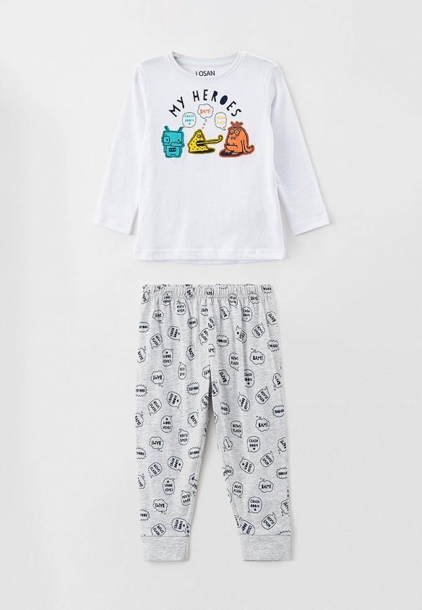 пижама losan для мальчика, разноцветная
