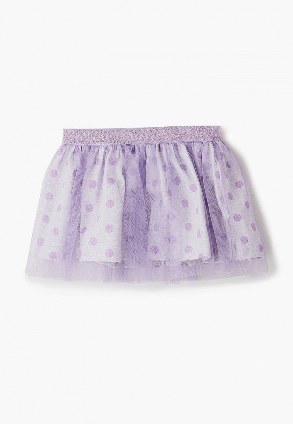 юбка losan для девочки, фиолетовая