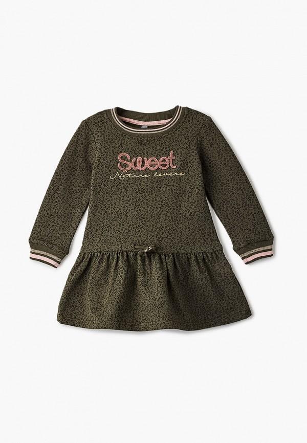 повседневные платье losan для девочки, хаки