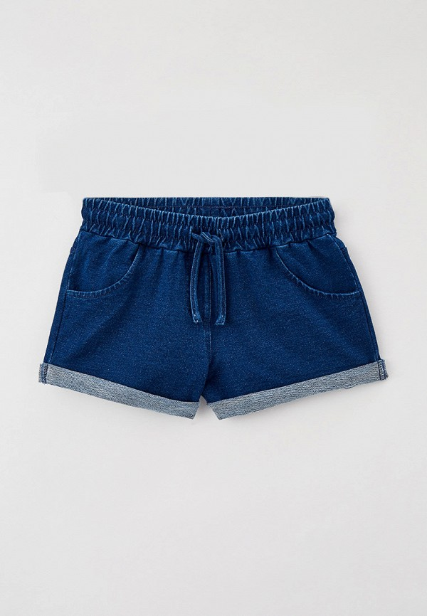 шорты losan для девочки, синие