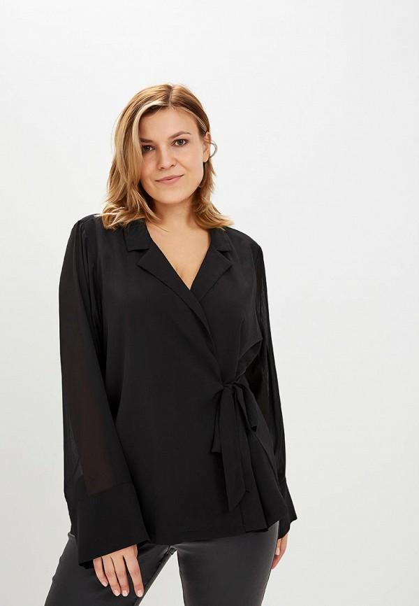 Блуза LOST INK PLUS LOST INK PLUS LO035EWCBPE3 платье lost ink plus lost ink plus lo035ewyot61