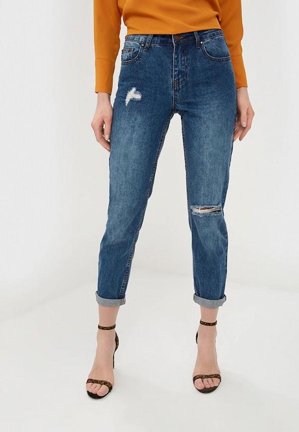 женские джинсы lost ink plus, синие