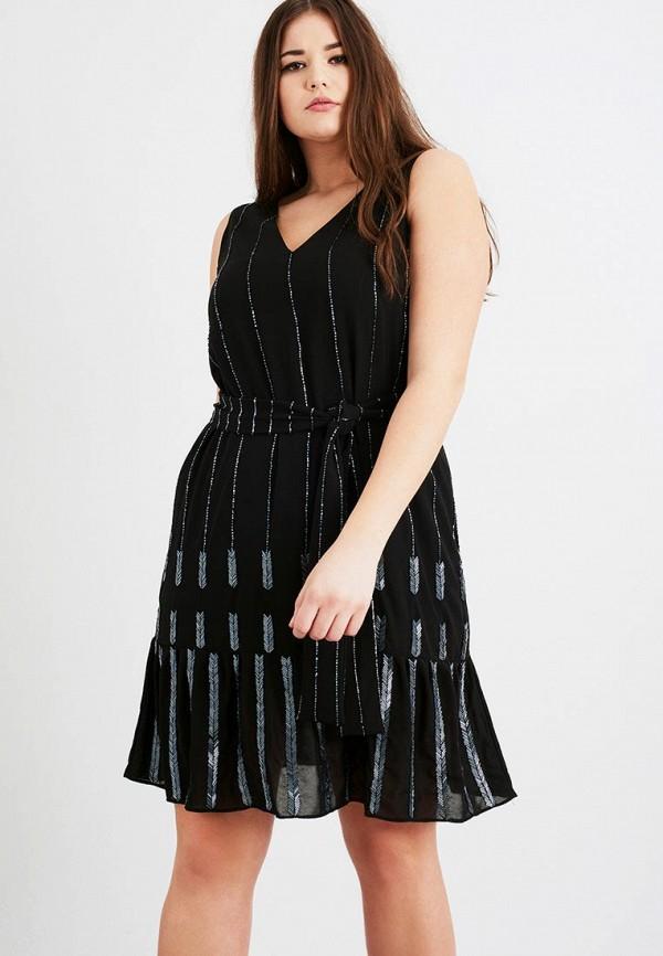 Платье LOST INK PLUS LOST INK PLUS LO035EWYTZ79 платье lost ink plus lost ink plus lo035ewbhkw1