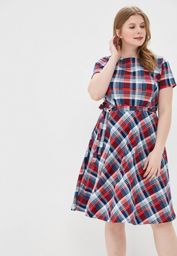 Купить Платье домашнее Лори, lo037ewbgsl0, разноцветный, Осень-зима 2018/2019
