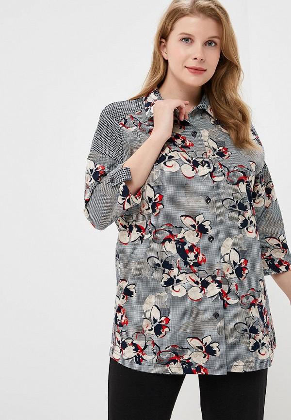 Купить Рубашка домашняя Лори, lo037ewcxxx4, синий, Осень-зима 2018/2019