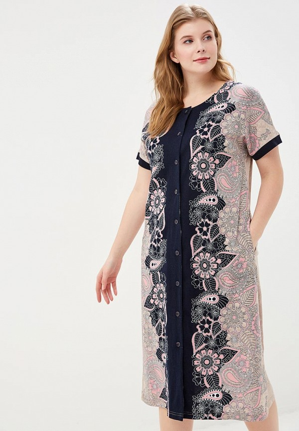 Платье домашнее Лори Лори LO037EWDKYV8 брюки домашние лори лори lo037ewdkyx2