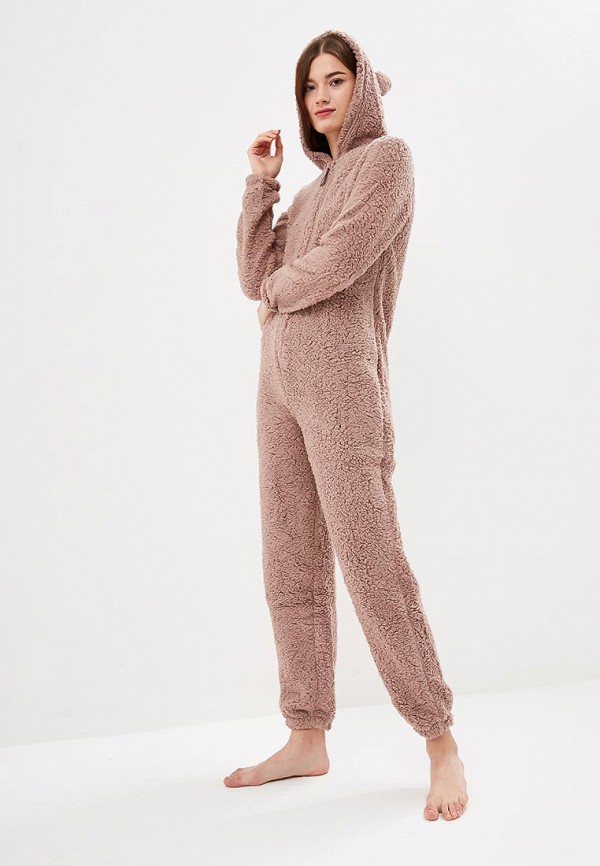 Купить Кигуруми Loungeable, lo041ewclig0, коричневый, Осень-зима 2018/2019