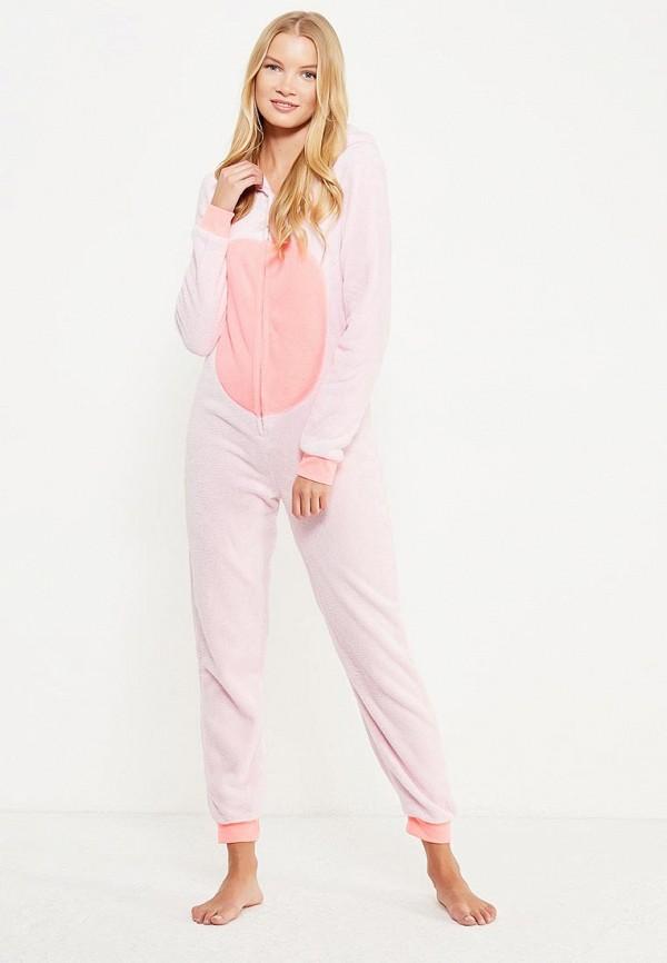 Купить Кигуруми Loungeable, lo041ewxrh53, розовый, Осень-зима 2017/2018
