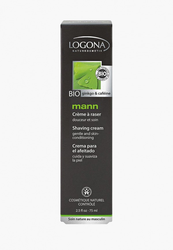 Крем для бритья Logona Logona LO042LMAZWA8 цены