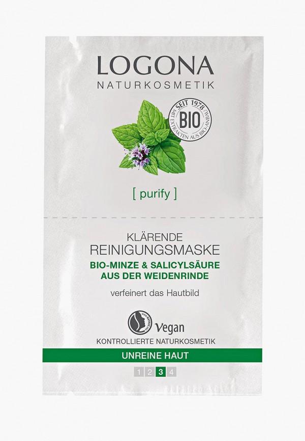 Маска для лица Logona Logona LO042LWAZWA1 маска для увлажнения и активного разглаживания с био дамасской розой и комплексом kalpariane logona