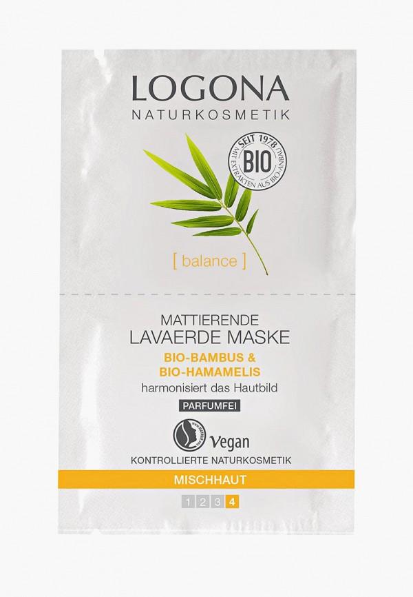 Маска для лица Logona Logona LO042LWAZWA6 маска для увлажнения и активного разглаживания с био дамасской розой и комплексом kalpariane logona