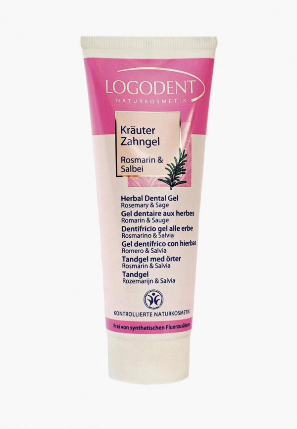 Зубная паста Logona Logona LO042LWAZWC9 цены