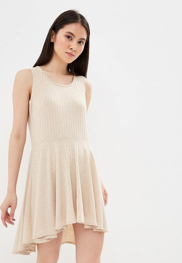 Купить Платье Lozana Paris, LO043EWBJJH5, бежевый, Весна-лето 2018