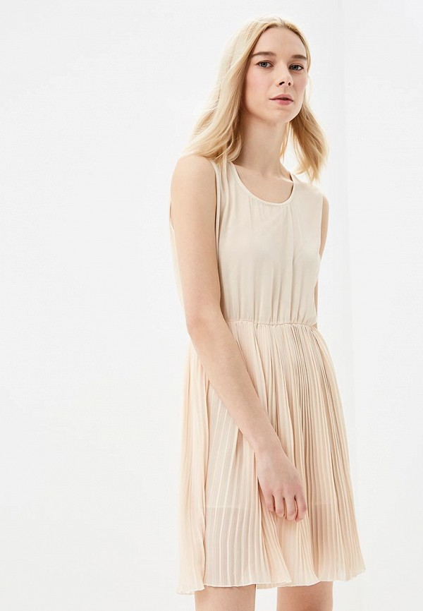 Купить Платье Lozana Paris, lo043ewbjjn4, бежевый, Весна-лето 2018