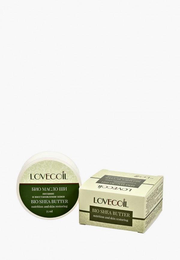 Купить Масло для тела LovECoil, Питание и восстановление кожи , с маслом ши, 75 мл, LO044LWAXAO8, белый, Весна-лето 2018