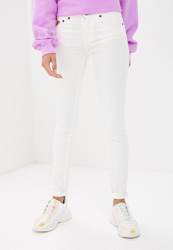 женские повседневные брюки lois, белые