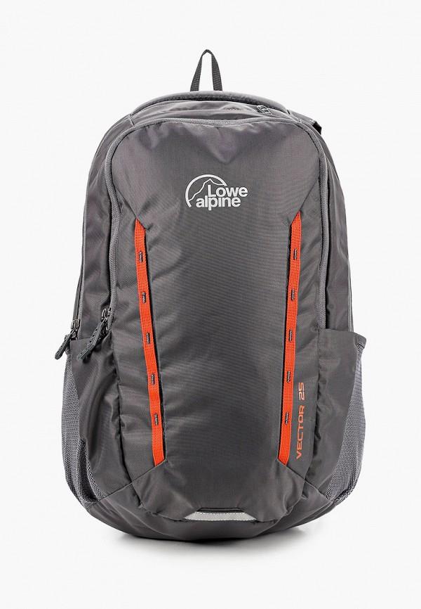 женский рюкзак lowe alpine, серый