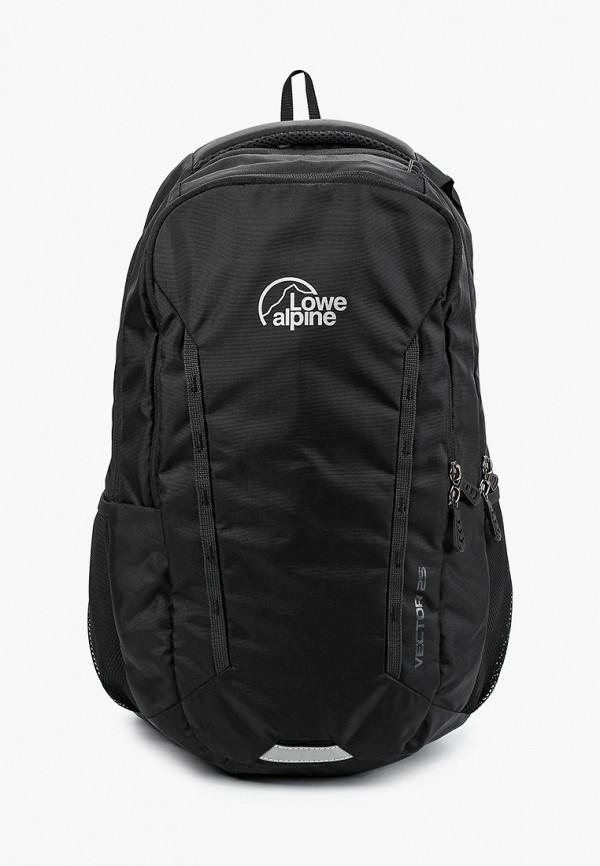 женский рюкзак lowe alpine, черный