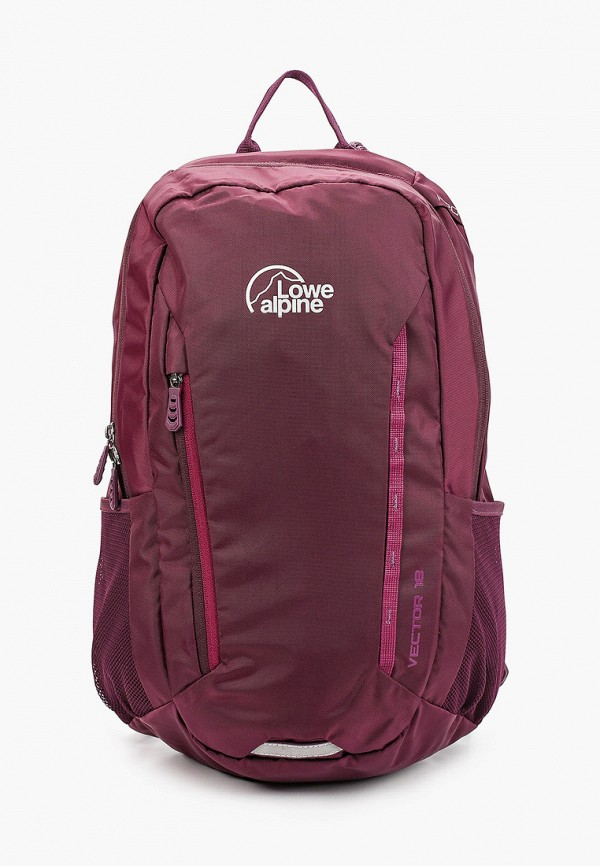 женский рюкзак lowe alpine, фиолетовый