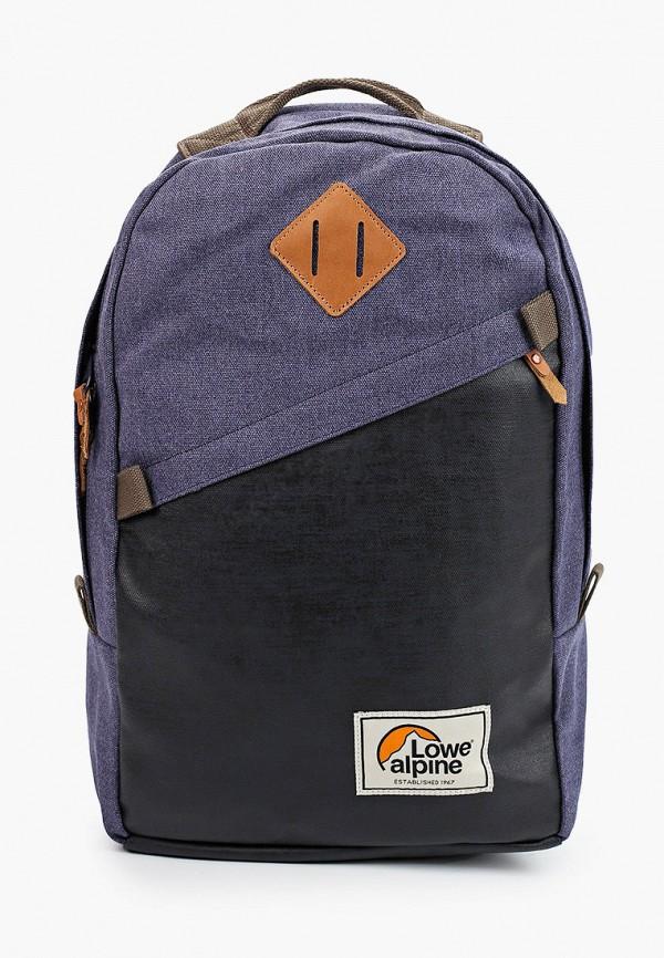 женский рюкзак lowe alpine, синий