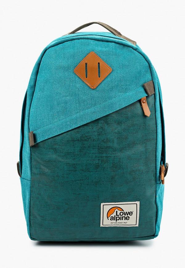 женский рюкзак lowe alpine, зеленый