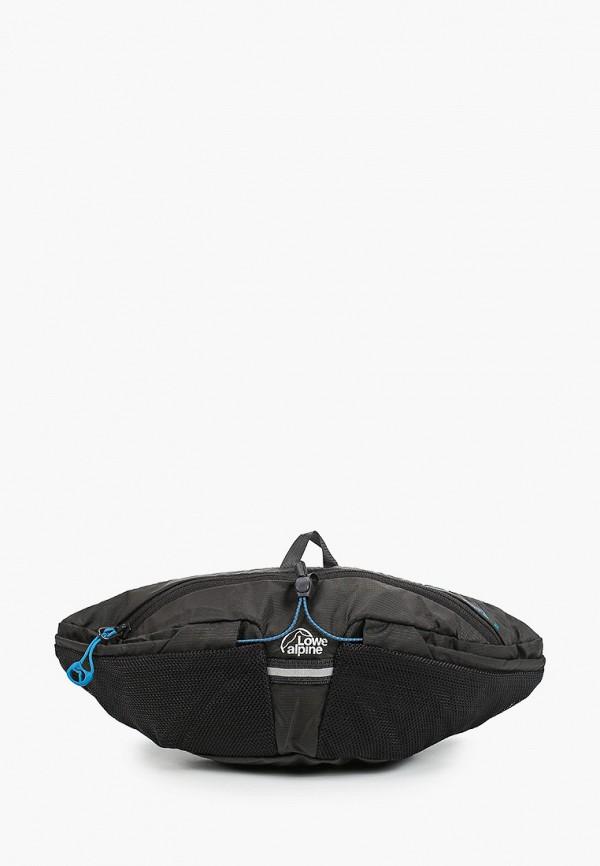 женская сумка lowe alpine, черная