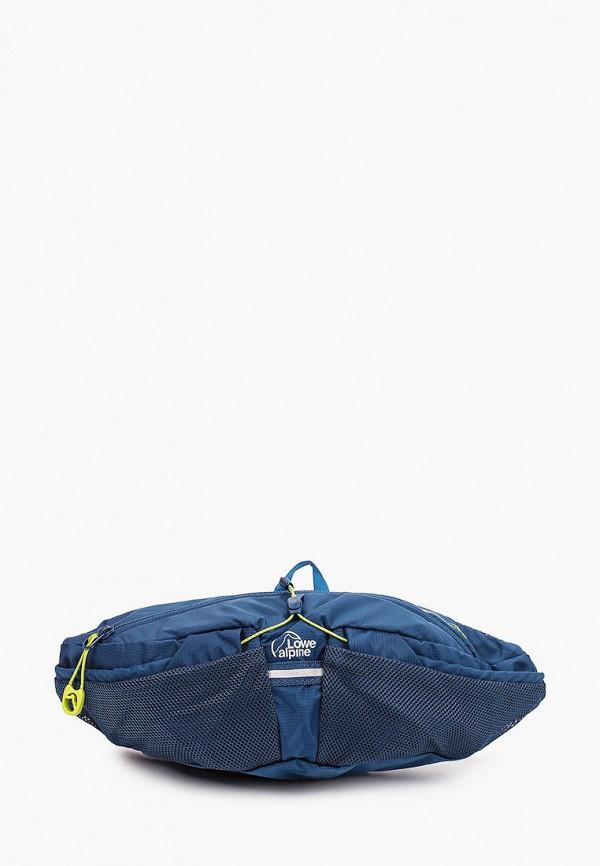 женская сумка lowe alpine, синяя