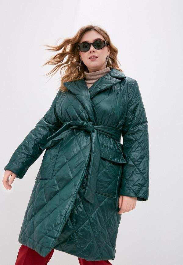 женская куртка lorabomb, зеленая