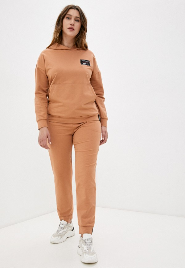 женский спортивный костюм lorabomb, бежевый