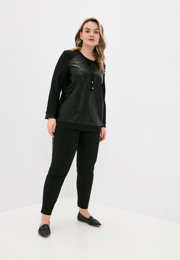 женский спортивный костюм lorabomb, черный