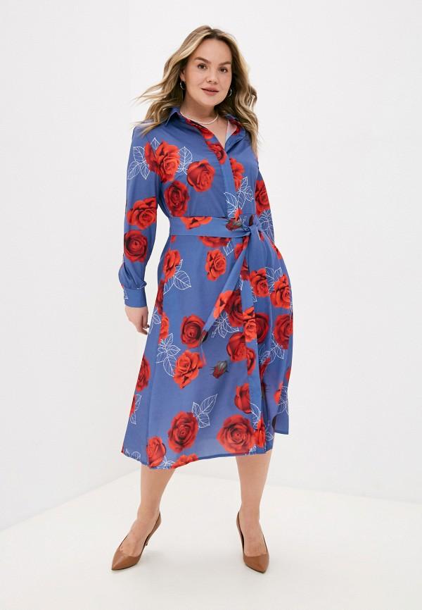 женское платье lorabomb, синее