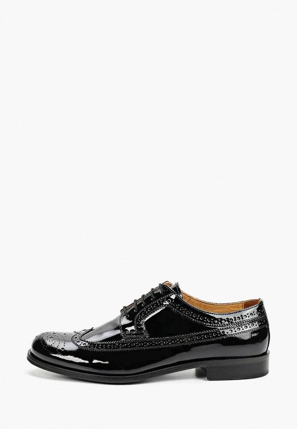 мужские туфли loriblu, черные