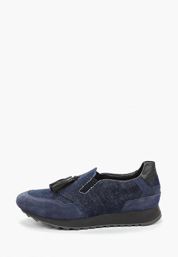 мужские низкие кроссовки loriblu, синие