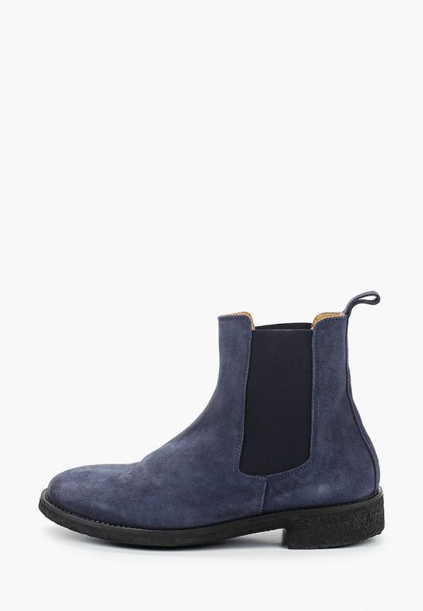 мужские ботинки-челси loriblu, синие