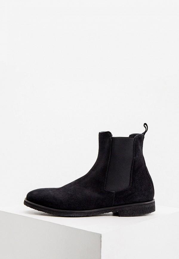 мужские ботинки loriblu, черные