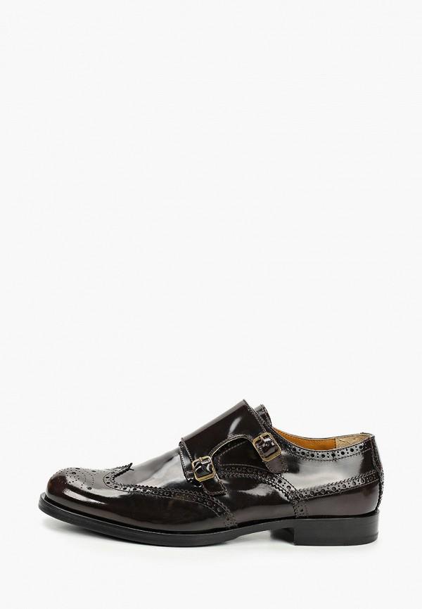 мужские туфли loriblu, коричневые