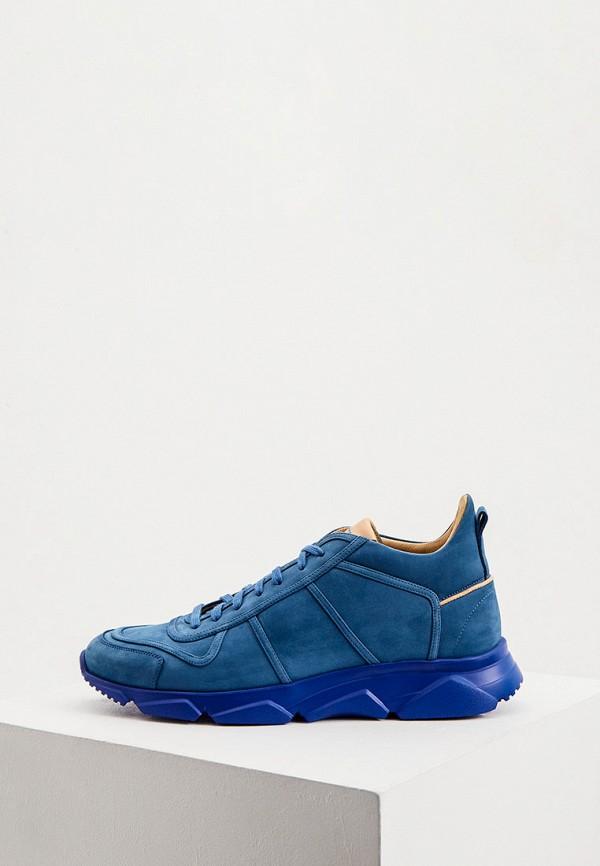 мужские кроссовки loriblu, синие