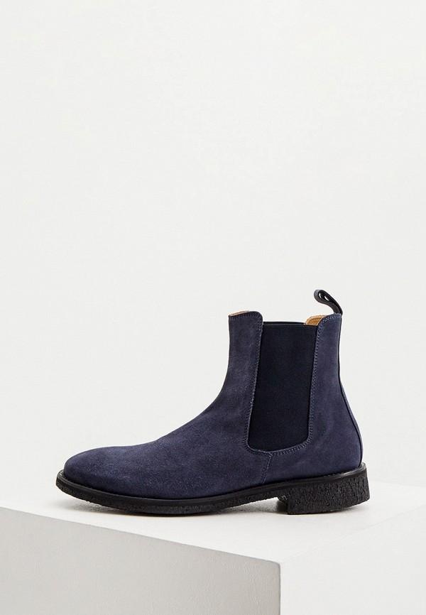 мужские ботинки loriblu, синие