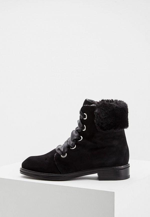 Фото - Женские ботинки и полуботинки Loriblu черного цвета