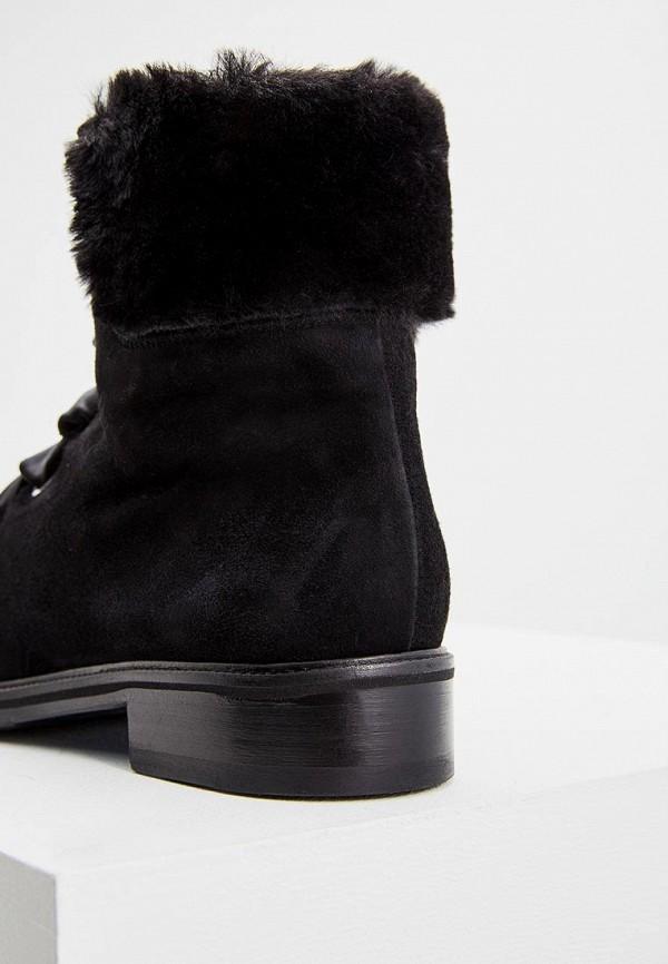 Фото 4 - Женские ботинки и полуботинки Loriblu черного цвета
